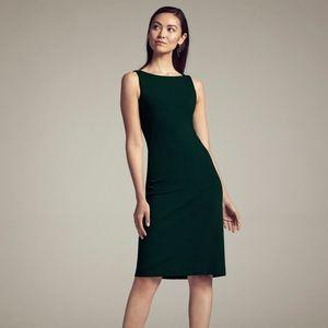MM Lafleur Lydia Twisted Strap Pencil Dress Size 4